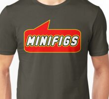 MINIFIGS by Bubble-Tees.com Unisex T-Shirt