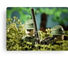 The Sniper Army Canvas Print
