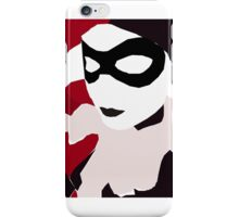 Ha-Ha Harley iPhone Case/Skin