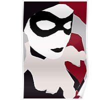 Ha-Ha Harley Poster