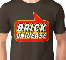 Brick Universe by Bubble-Tees.com Unisex T-Shirt