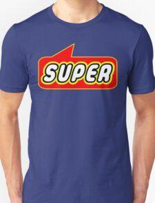 SUPER by Bubble-Tees.com Unisex T-Shirt