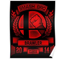Smash Bro Brawler Poster