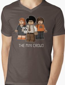 The MINI Crowd Mens V-Neck T-Shirt
