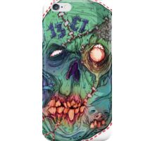 Trick-or-Treating 1313 Rotted Face iPhone Case/Skin