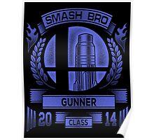 Smash Bro Gunner Poster