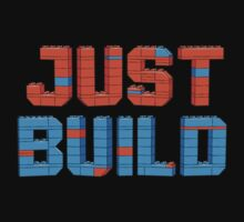 Just Build One Piece - Short Sleeve
