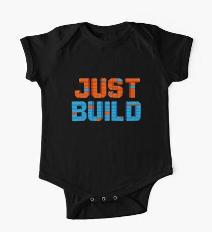 Just Build Kids Clothes