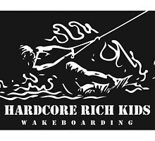 Hardcore Rich Kids - Wakeboarding by PaulOddo
