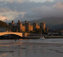 Conwy Castle by JImage