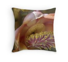 Pink Passions Throw Pillow