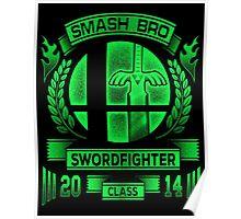 Smash Bro Swordfighter Poster