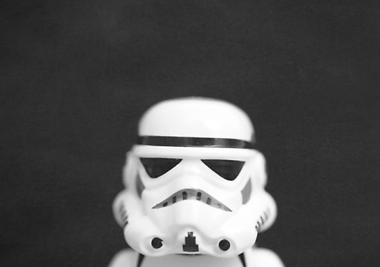 Textured trooper by puppaluppa