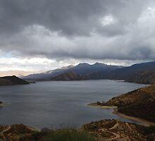 rainy silverwood lake by HDR4LIFE