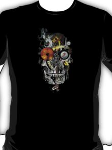 steam powered skull T-Shirt