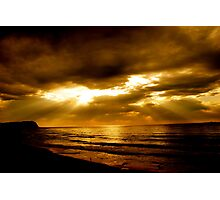 Good Morning Bar Beach Photographic Print