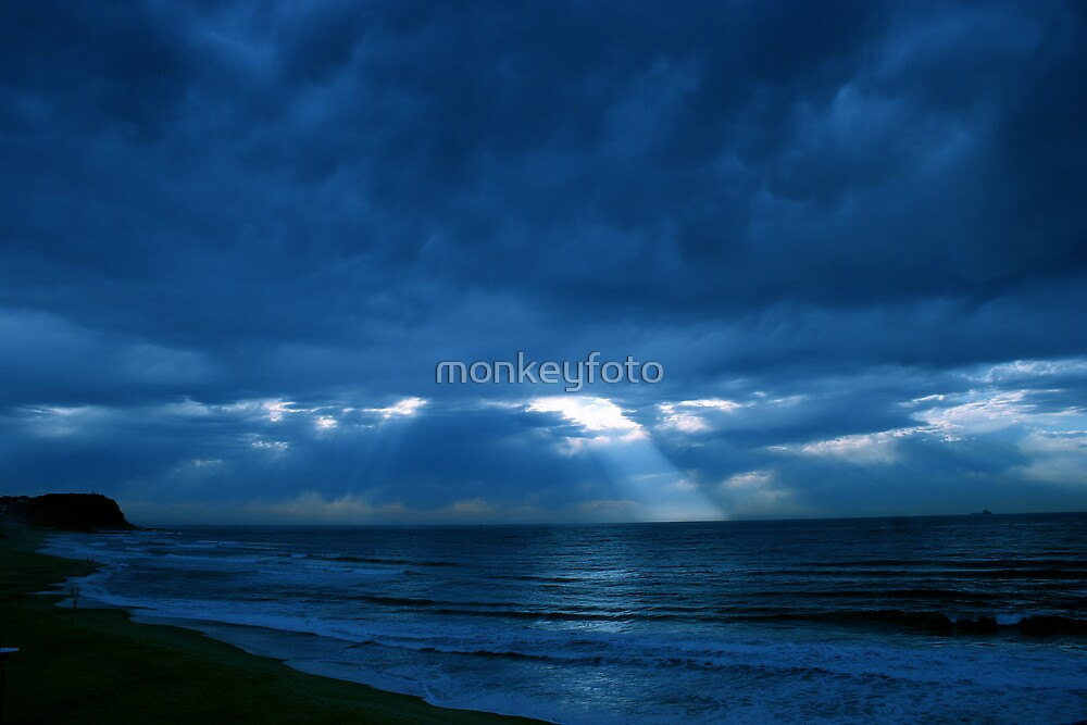 Blue Dawn by monkeyfoto