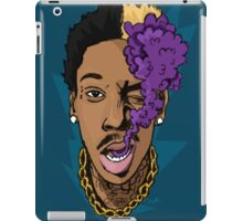 Wiz Khalifa iPad Case/Skin