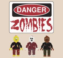 DANGER ZOMBIES by Customize My Minifig