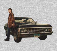 Dean's Impala by thegodfocker