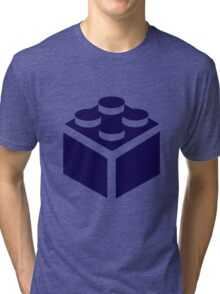 2 X 2 BRICK Tri-blend T-Shirt