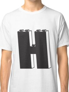 THE LETTER H  Classic T-Shirt