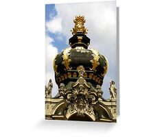 Dresden Skyline Greeting Card
