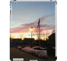 Dusk in Winter iPad Case/Skin