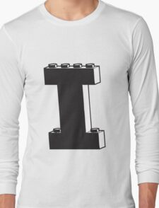 THE LETTER I Long Sleeve T-Shirt
