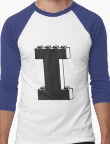THE LETTER I Men's Baseball ¾ T-Shirt