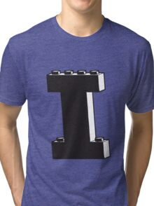THE LETTER I Tri-blend T-Shirt