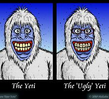 Know Your Yetis by Malcolm Kirk