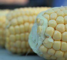 kinda corny by Bente Hasler