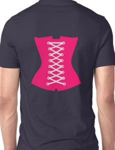 Pink Corsage Unisex T-Shirt
