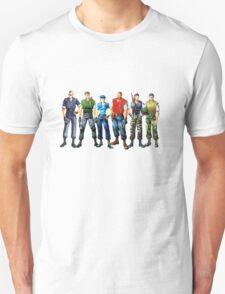Alpha team Unisex T-Shirt