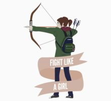 Fight Like a Girl: Ellie Kids Clothes