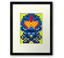 Chibi Danger Framed Print