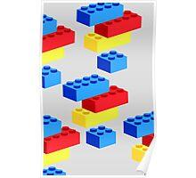 Bricks Poster