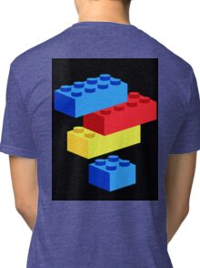 Bricks Tri-blend T-Shirt