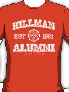 Hillman Alumni Kollection T-Shirt