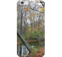 Where I first met you iPhone Case/Skin