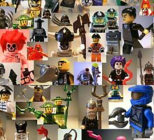 Minifigs by Customize My Minifig