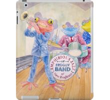 Froggy Band iPad Case/Skin