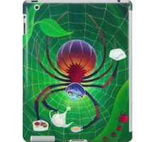 Spider Snack iPad Case/Skin