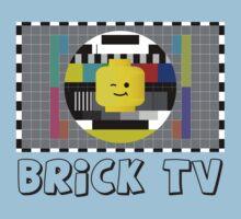 Brick TV Test Transmission  Kids Clothes