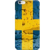 SWEDEN-2 iPhone Case/Skin