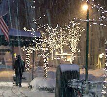 NYC Blizzard by bluesocks