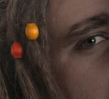 Dread Beads - pride and joy by Rebecca  Nicolandos