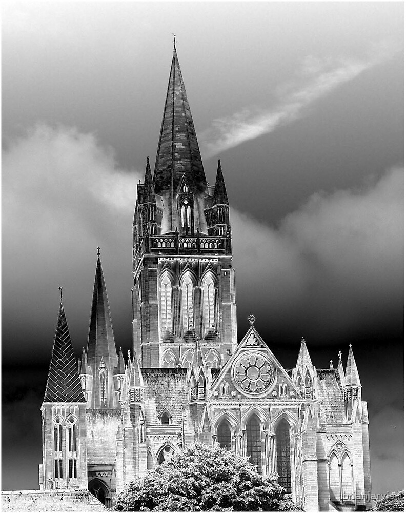 Truro Cathedral by brianjarvis