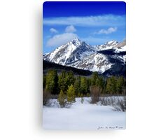 Colorado Canvas Print